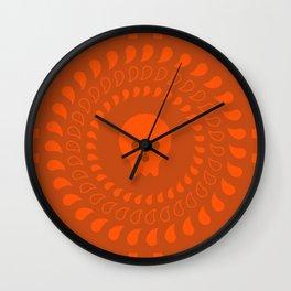 Boo Mandala Wall Clock