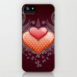 Heart2 iPhone Case