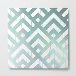 Pattern XXII Metal Print