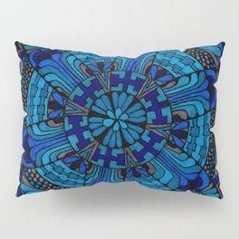 Mandala Ocean Pillow Sham