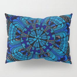 Mandala Ocean Pillow Sham
