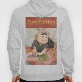 Purr Fiction Hoody