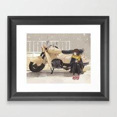 SW-1 Framed Art Print