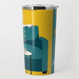 Cowch Potato flavored milk Travel Mug