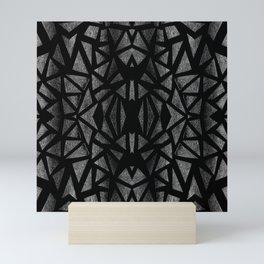 Ari's Silver Mini Art Print