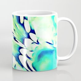 Like the Wings of a Butterfly Abstract Coffee Mug