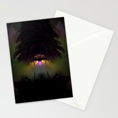 Tropical No Name Stationery Cards
