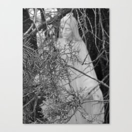 Mother Mary Comes to Me Canvas Print