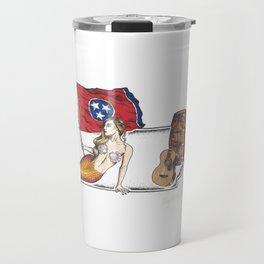 Tennessee Mermaid Travel Mug