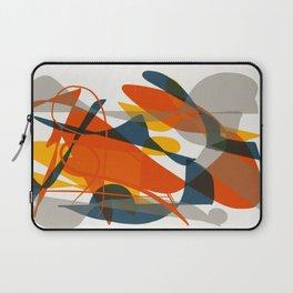 Abstract Bird Laptop Sleeve