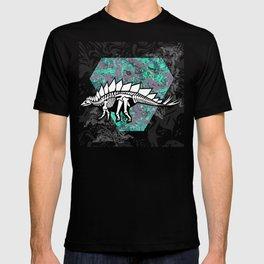 Stegosaur Fossil T-shirt