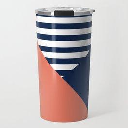 Three colors Travel Mug