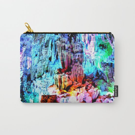Cavern in Greece Carry-All Pouch