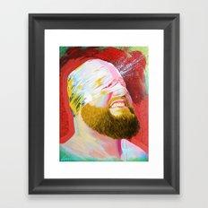 E.C. Framed Art Print