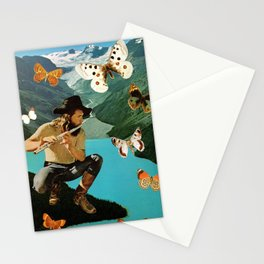 Butter Man Stationery Cards