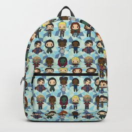 Assemble [blue] Backpack
