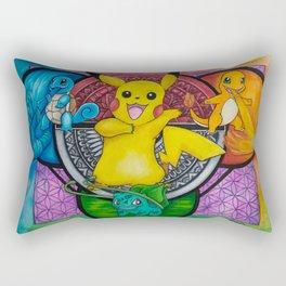 The Original Ballers Rectangular Pillow