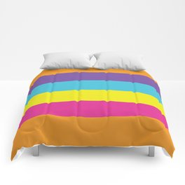 Gender Non-Binary Pride Comforters