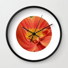 inside II Wall Clock