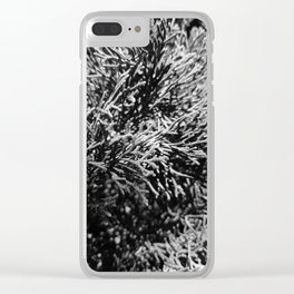 Land Coral Clear iPhone Case