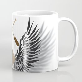 Row to Fly Coffee Mug