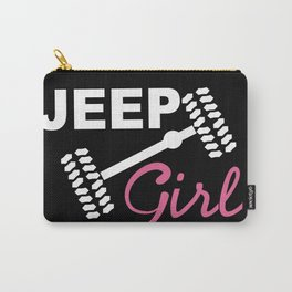 Jeep Girl Carry-All Pouch