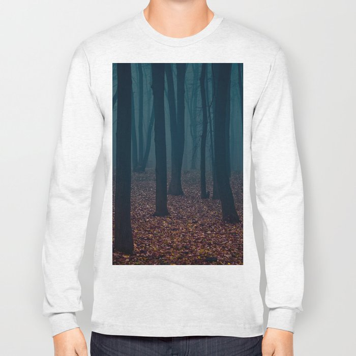 WITCHES FOREST Long Sleeve T-shirt