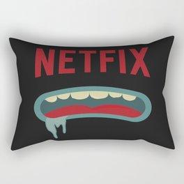 Netfix Rectangular Pillow