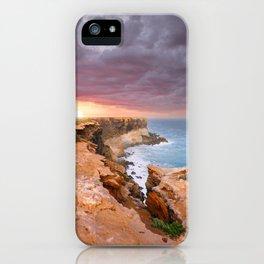 Bunda Cliffs - the Great Australian Bight iPhone Case