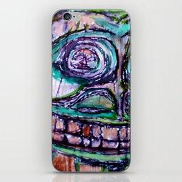 Sacred New Aiyansh, Nisga'a Totem iPhone Skin