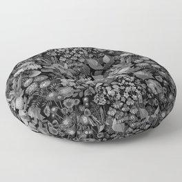 Haunted Garden Floor Pillow