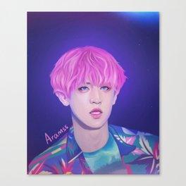 EXO - Chanyeol Canvas Print