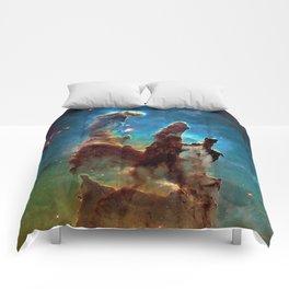 Eagle Nebula's Pillars Comforters