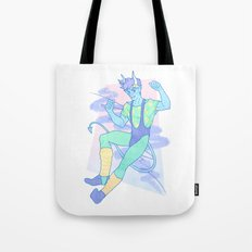 Jazzercise Tote Bag