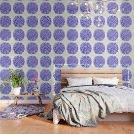 Lavender Burst Wallpaper