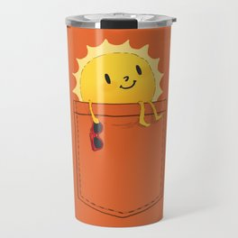 Pocketful of sunshine Travel Mug