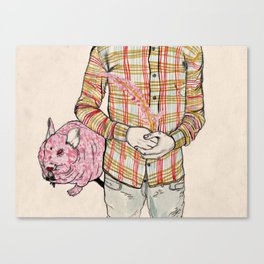 Pet Canvas Print