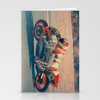 moto Stationery Cards featuring Moto by AkaisColoraos