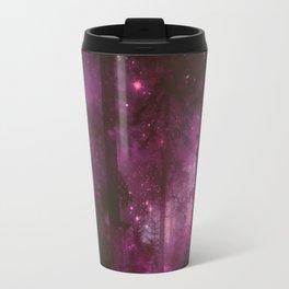Into the purpur light Travel Mug