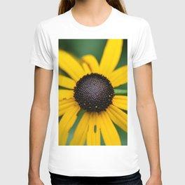 flower center T-shirt