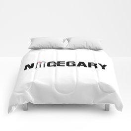 nice gary Comforters