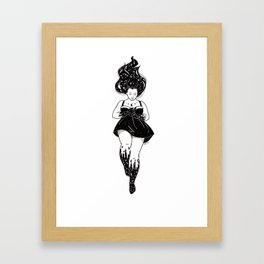 Matter Framed Art Print