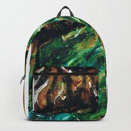 Emerald Vein  Backpack