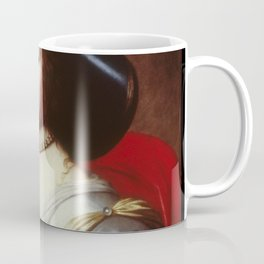Gerard van Honthorst - Portrait of a Lady of the Court as a Shepherdess Coffee Mug