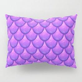Fish Scales - Purple Version Pillow Sham
