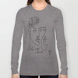 Jean Cocteau Homme  Long Sleeve T-shirt