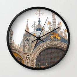 St Mark Wall Clock
