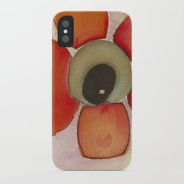 Tapas iPhone Case