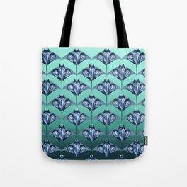 Manta ray - Sapphire Tote Bag