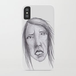 Now You're Just Some Body iPhone Case